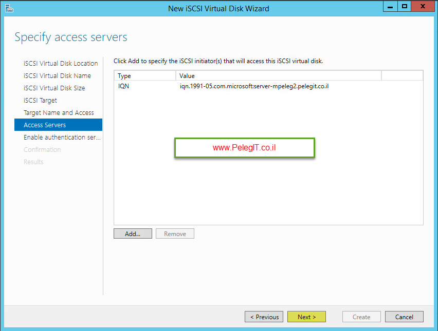 File Server 2012