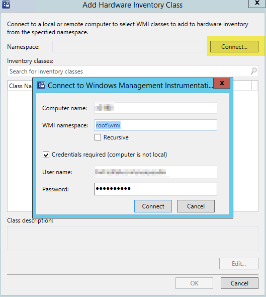 How to query BIOS settings by SCCM | הבלוג של מאיר פלג
