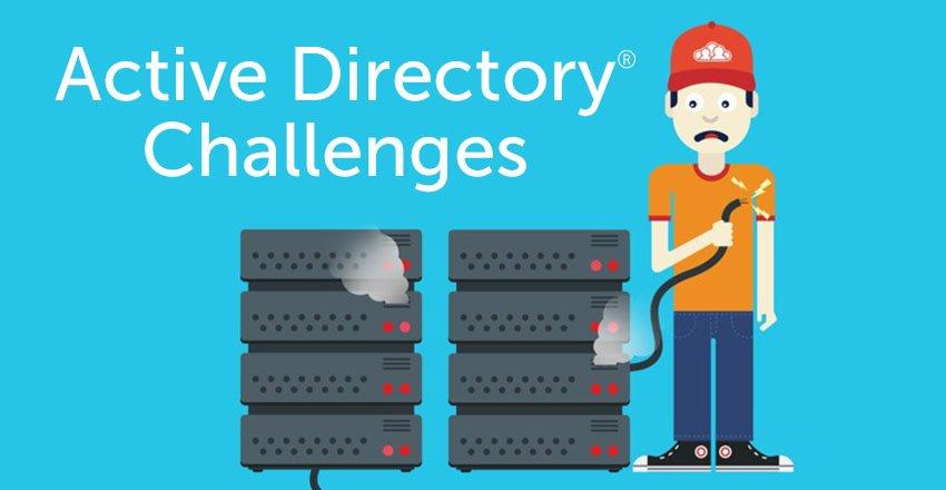 Active Directory Challenges