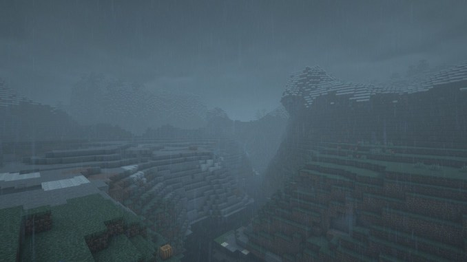 BSL Shaders for Minecraft 1.16.4 | Minecraft 1.16.4 Shaders download