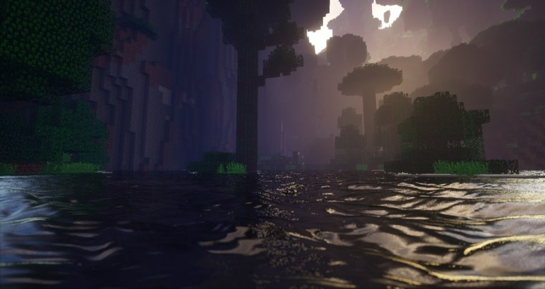 Beyond Belief Shaders for Minecraft 1.16.5 2
