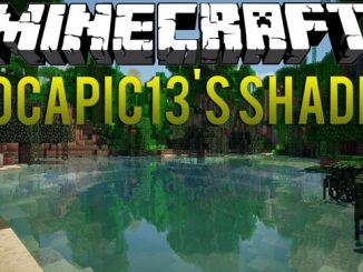 Chocapic13s Shaders for Minecraft 1.16.5 0
