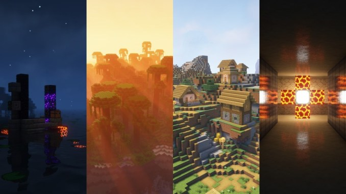 Complementary Shaders for Minecraft 1.16.5 4
