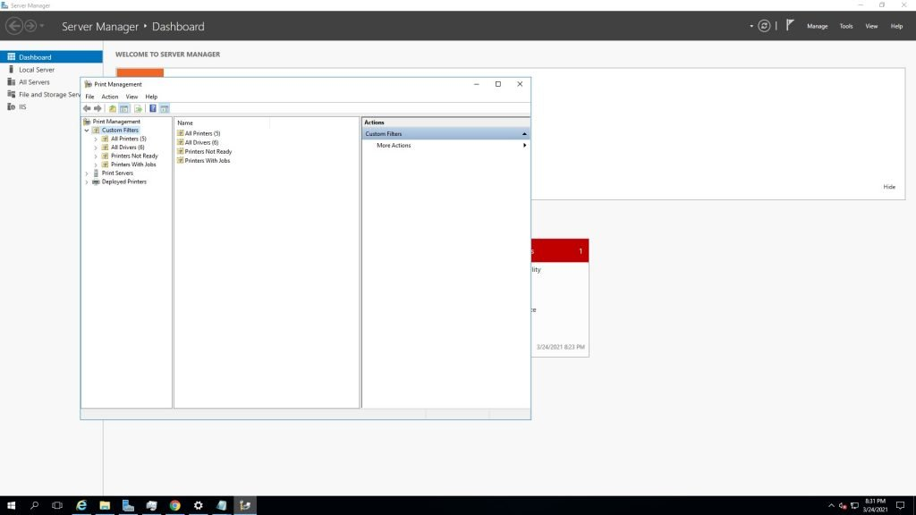 How to Configure Print Driver in Windows Server 1
