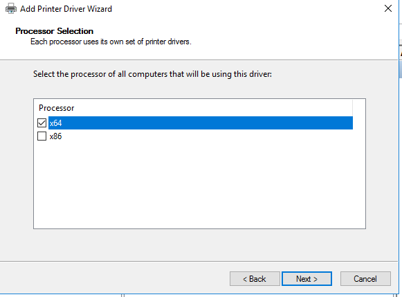 How to Configure Print Driver in Windows Server 3