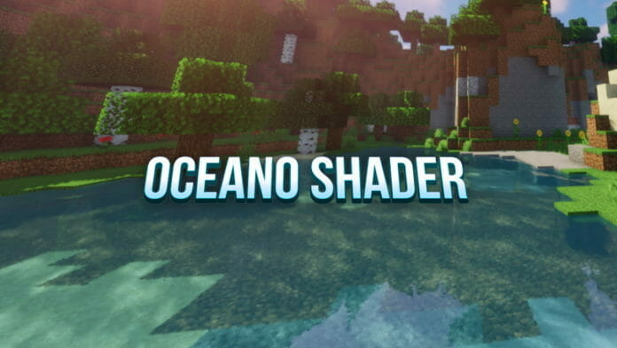 Oceano Shaders 1.16.4
