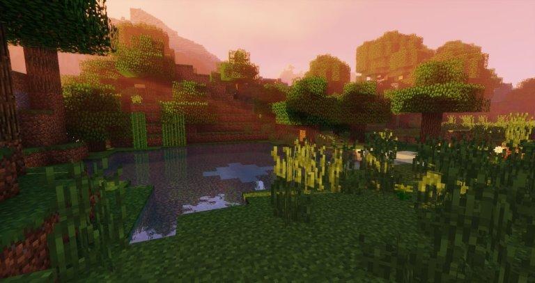 Sildurs Shader for Minecraft 1.16.5 1