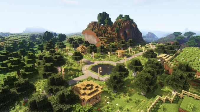 Top 10 best Minecraft Shaders 1.16.5 1 - Complementary Shaders 1.16.5