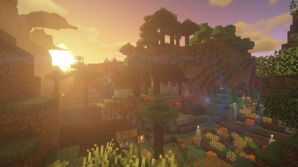 bsl shaders 1.16.5 5