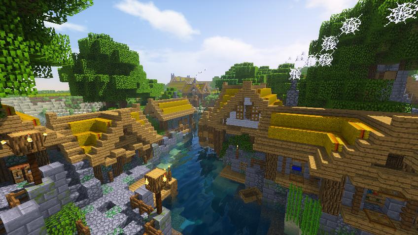 Kuda Shaders for Minecraft 1.16.5 | Minecraft 1.16.5 Shaders -3