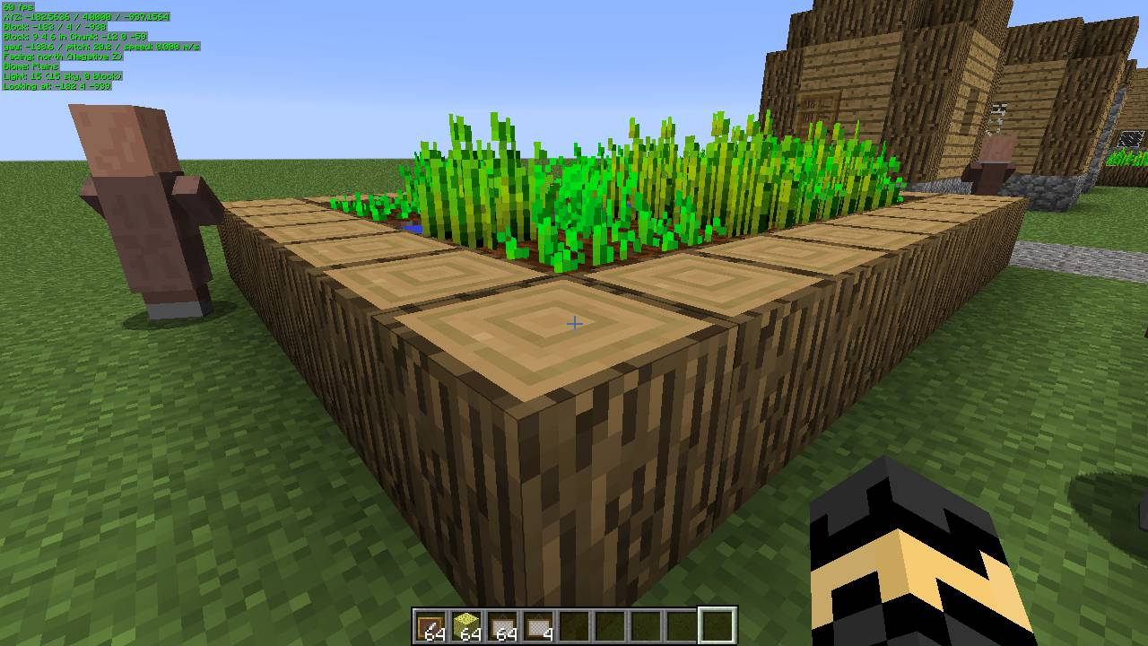 MiniHUD mod for minecraft 23