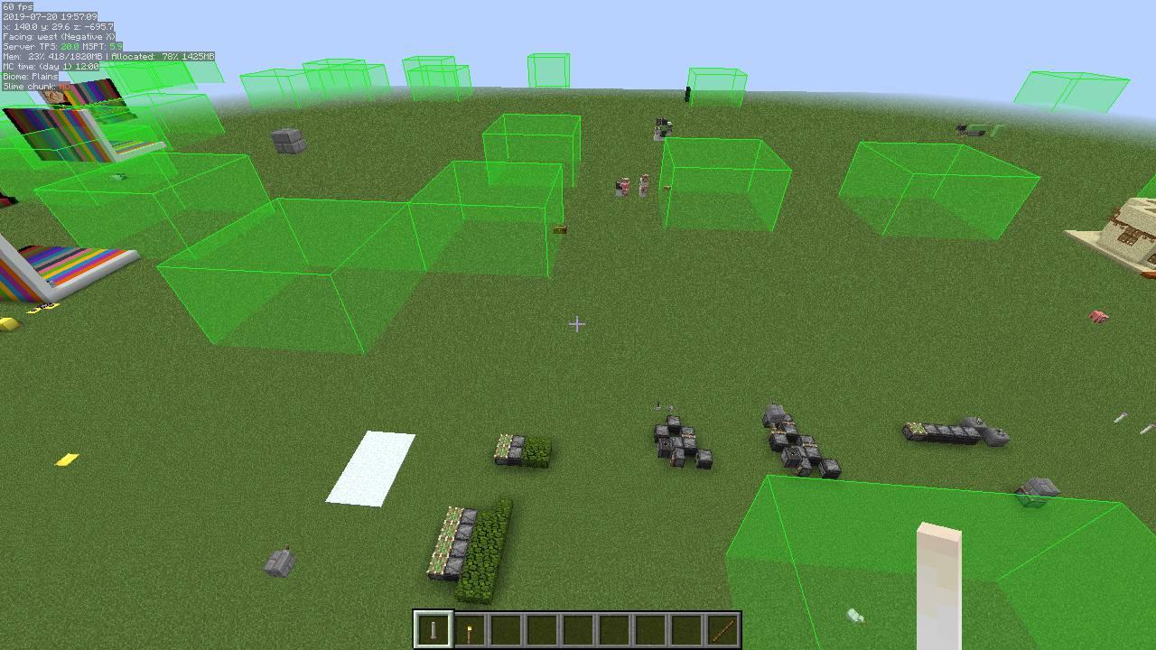MiniHUD mod for minecraft 28