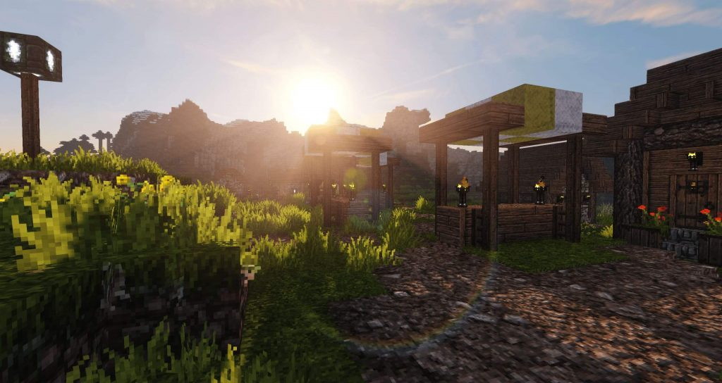 projectLUMA Shaders for Minecraft 1.16.5 | Minecraft 1.16.5 Shaders -2