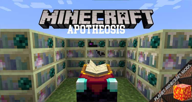 Apotheosis Mod 1.16.5 - Logo