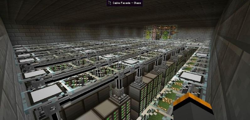 Applied Energistics 2 Mod 1.16.5 | 1.15.2 - Mod Minecraft download - Screenshot 1