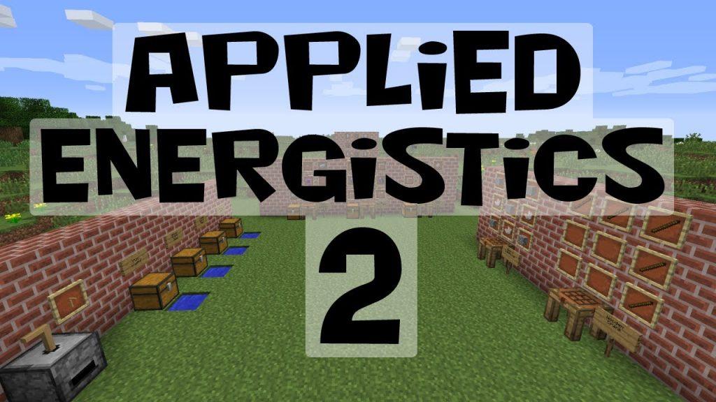 Applied Energistics 2 Mod 1.16.5 | 1.15.2 - Mod Minecraft download - Logo