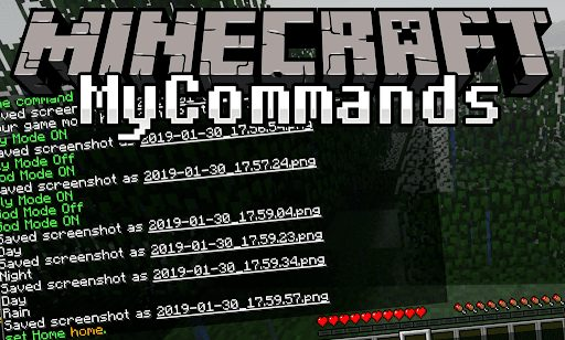 Cheats List & best Console Commands for Minecraft 1.16.5