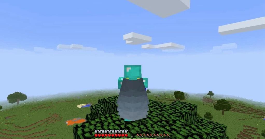 Colytra Mod 1.16.5 | 1.15.2 - Mod Minecraft download - Screenshot 3