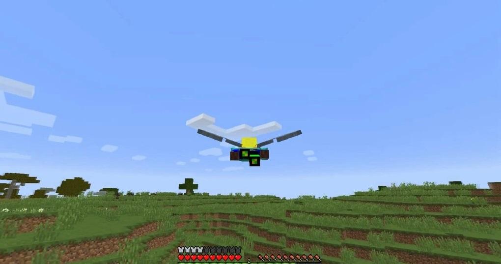 Colytra Mod 1.16.5 | 1.15.2 - Mod Minecraft download - Screenshot 4