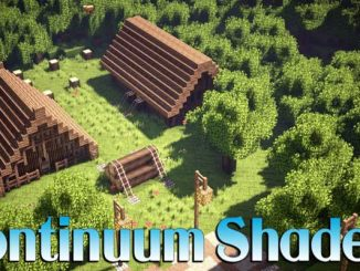 Continuum Shaders for Minecraft 0