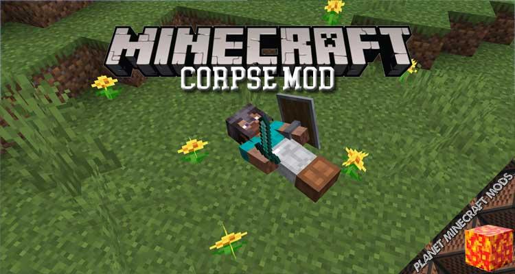 Corpse Mod 1.16.5 | 1.15.2 - Mod Minecraft download - Logo