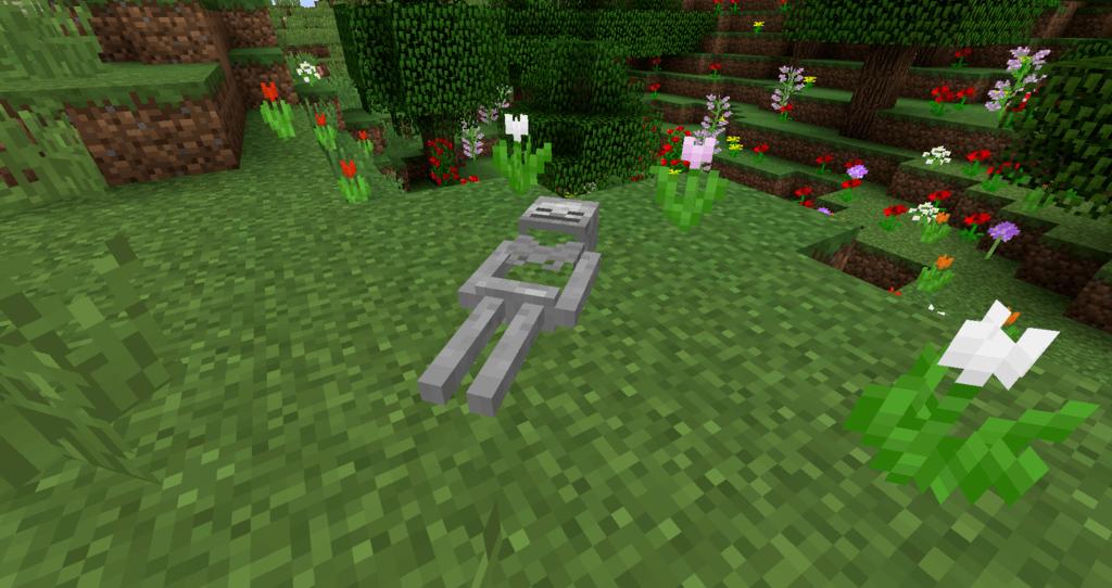 Corpse Mod 1.16.5 | 1.15.2 - Mod Minecraft download - Screenshot 3