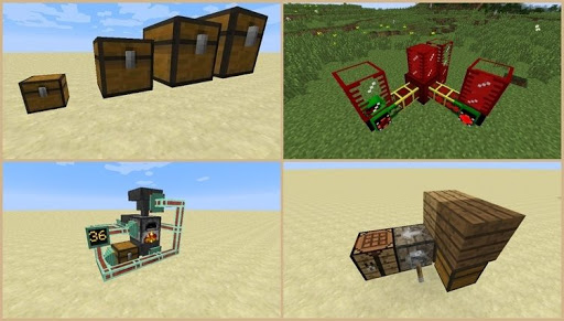 Cyclops Core Mod 1.16.5 | 1.15.2 - Mod Minecraft download - Screenshot