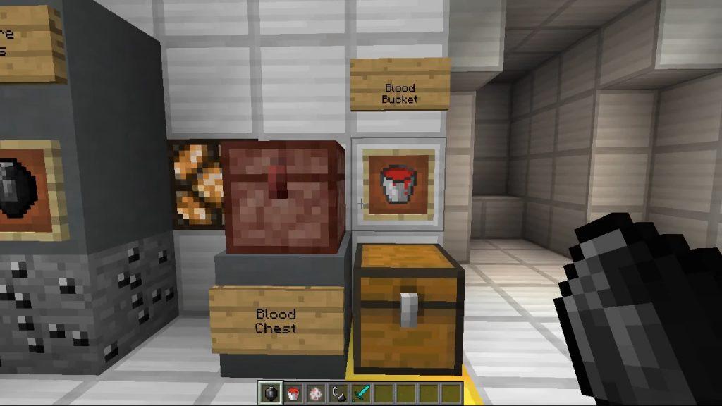 EvilCraft Mod 1.16.5 | 1.15.2 - Mod Minecraft download - Screenshot 1