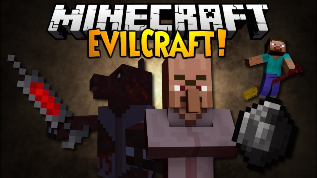 EvilCraft Mod 1.16.5 | 1.15.2 - Mod Minecraft download - Logo