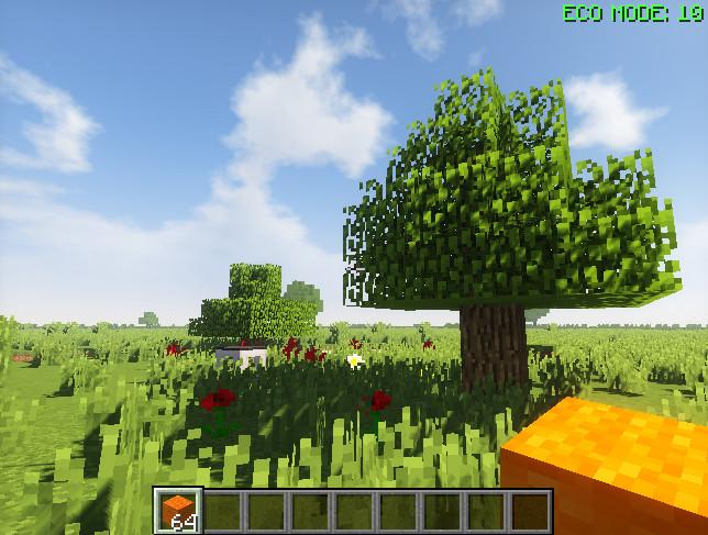 FPS Reducer Mod 1.16.5 | 1.15.2 - Screenshot 1