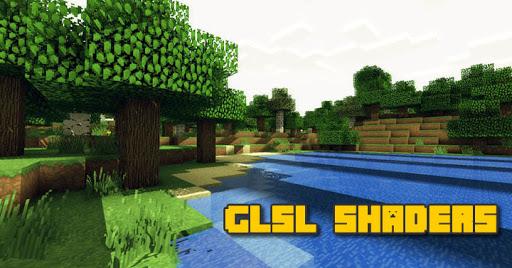 GLSL Shaders Mod for Minecraft 1.16.5 - logo