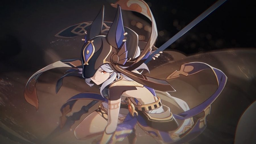 Cyno - 22 Leaked and new characters in the Genshin Impact 1.5 and 1.6