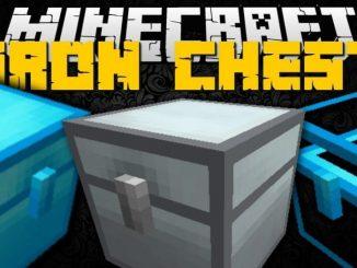 Iron Chests 0