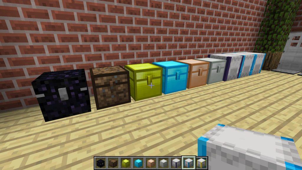 Iron Chests Mod 1.16.5   1.15.2 - Screenshot 1