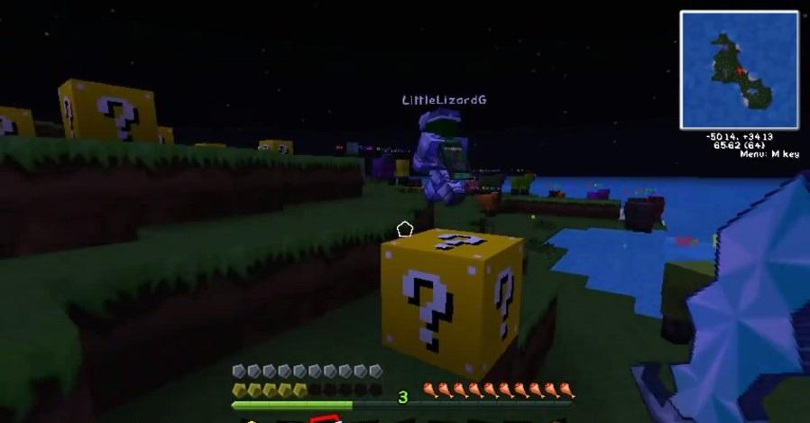 Lucky Block Mod 2