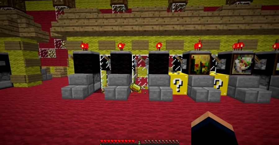 Lucky Block Mod 5