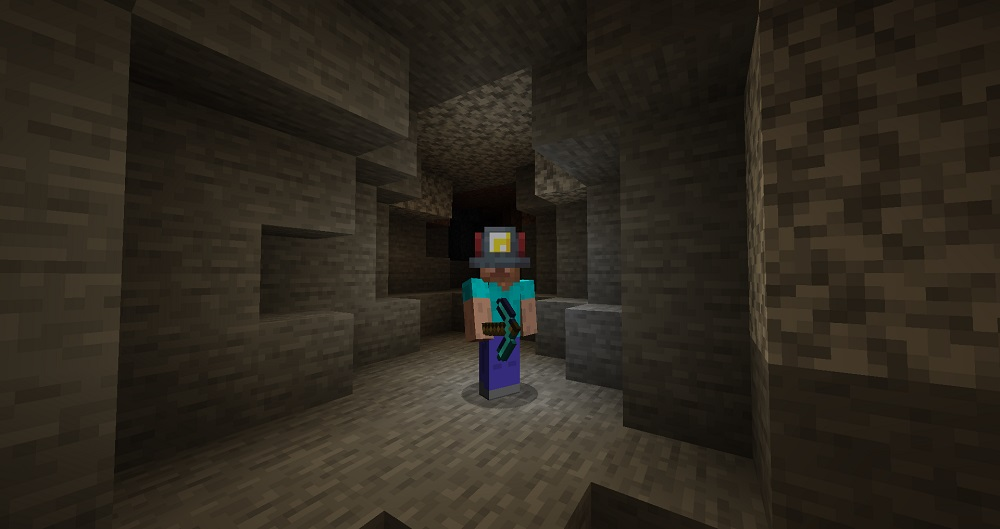 Miner's Helmet Mod 1.16.5 | 1.15.2 - Mod Minecraft download - Screenshot 2