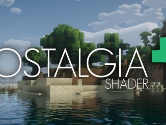 Nostalgia Shaders for Minecraft 1.16.5 0