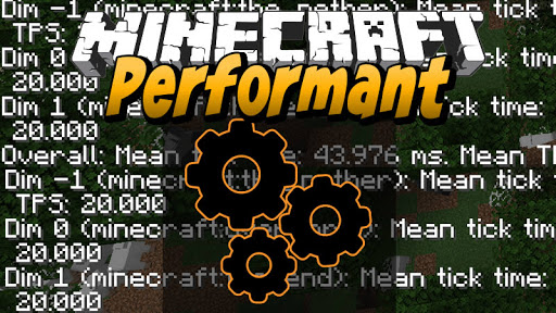 Performant Mod 1.16.5 | 1.15.2 - Mod Minecraft download - Logo
