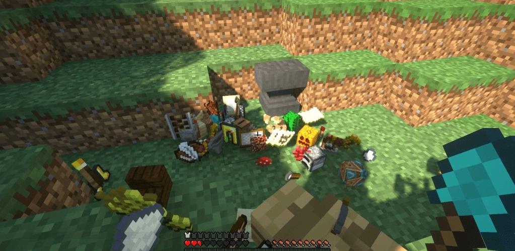 Random Enchants Mod 1.16.5 | 1.15.2 - Mod Minecraft download - Screenshot 4