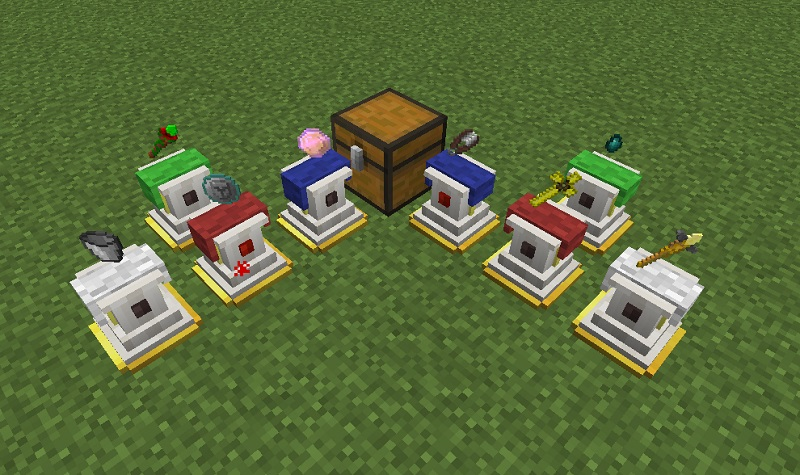 Reliquary v13 Mod 1.16.5 | 1.15.2 - Mod Minecraft download - Screenshot 2