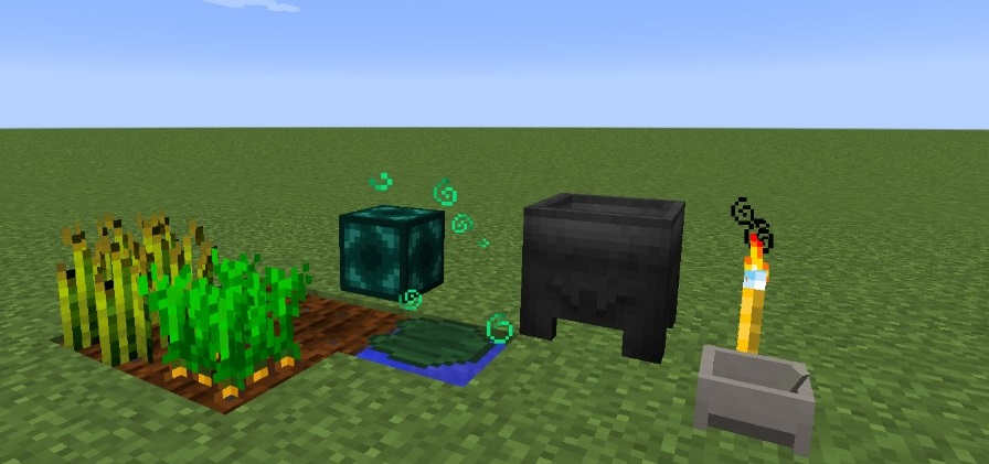 Reliquary v13 Mod 1.16.5 | 1.15.2 - Mod Minecraft download - Screenshot 3