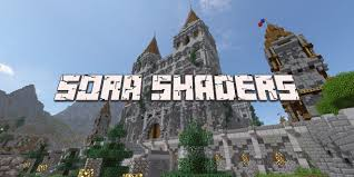 Sora Shaders for Minecraft 1.16.5 | Minecraft 1.16.5 Shaders - Logo