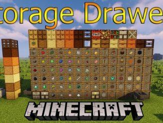 Storage Drawers Mod 0 1