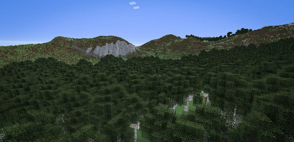 TerraForged Mod 1.16.5 | 1.15.2 - Mod Minecraft download - Screenshot 2