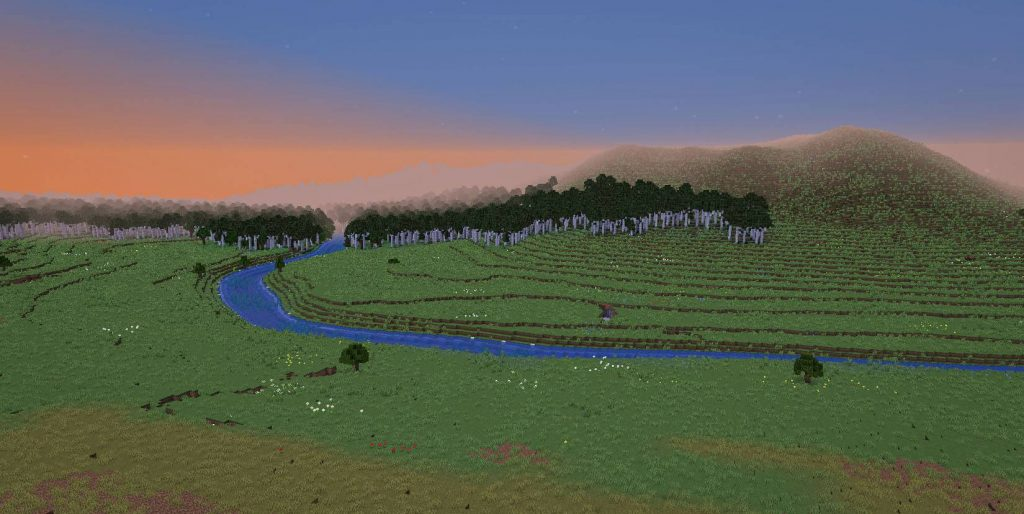 TerraForged Mod 1.16.5 | 1.15.2 - Mod Minecraft download - Screenshot 4