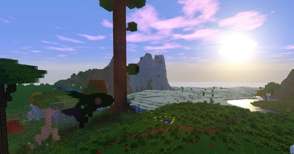 The Twilight Forest Mod 1.16.5 | 1.15.2 - Mod Minecraft download - Screenshot 1