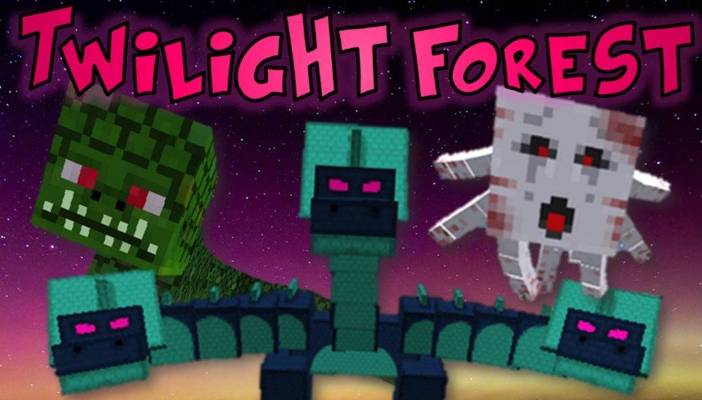 The Twilight Forest Mod 1.16.5 | 1.15.2 - Mod Minecraft download - Logo