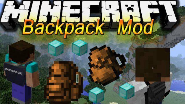Useful Backpacks Mod 1.16.5 - Logo