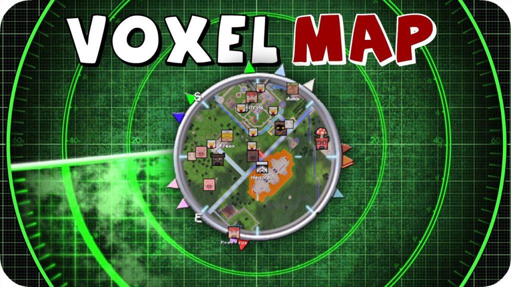 VoxelMap Mod 1.17    1.16.5   1.15.2 - Mod Minecraft download - Logo